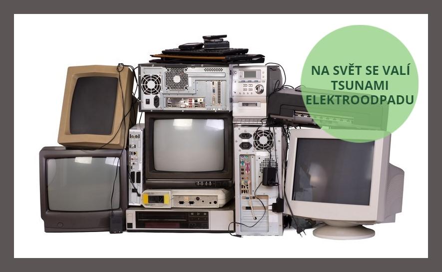 Image for Na svět se valí tsunami elektroodpadu