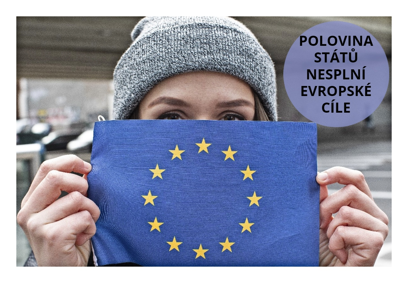 Image for Polovina států nesplní Evropské cíle