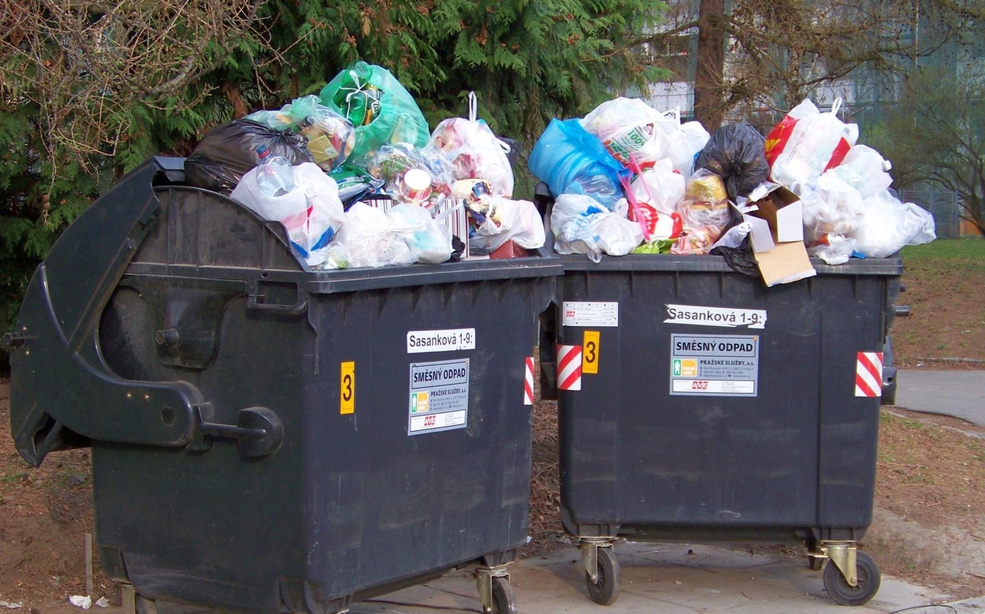 Image for Česku se nedaří zastavit nárůst vzniku odpadů