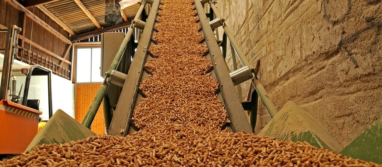 Image for V Česku se vyrobilo 400 tisíc tun pelet