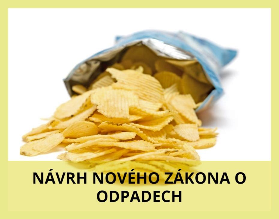 Image for K návrhu nového zákona o odpadech