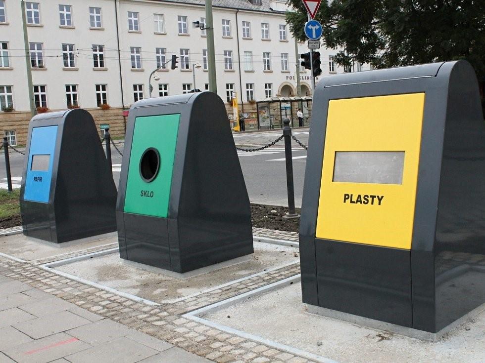 Image for Chytrý svoz odpadu