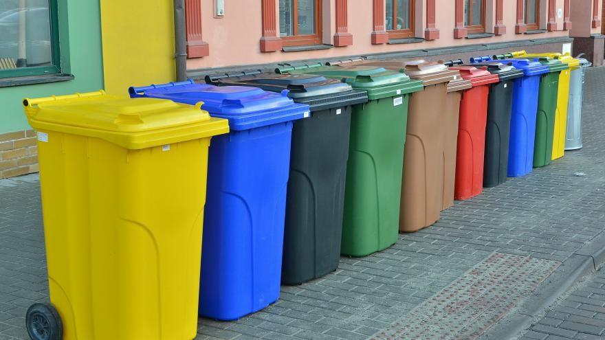 Image for Češi jsou v EU na špičce v třídění